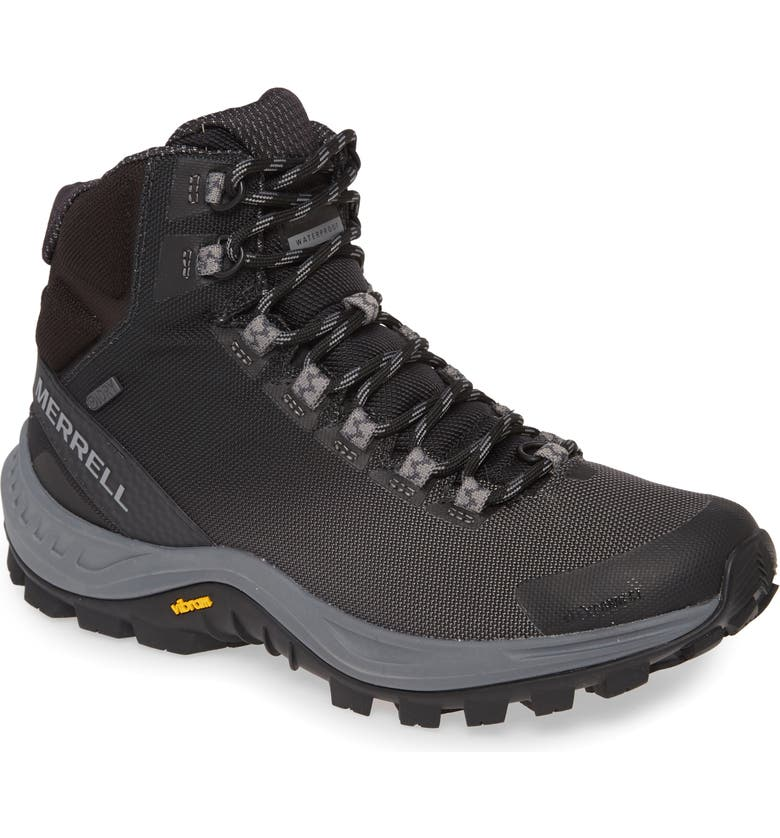 MERRELL Thermo Cross 2 Mid Waterproof Hiking Boot, Main, color, 001