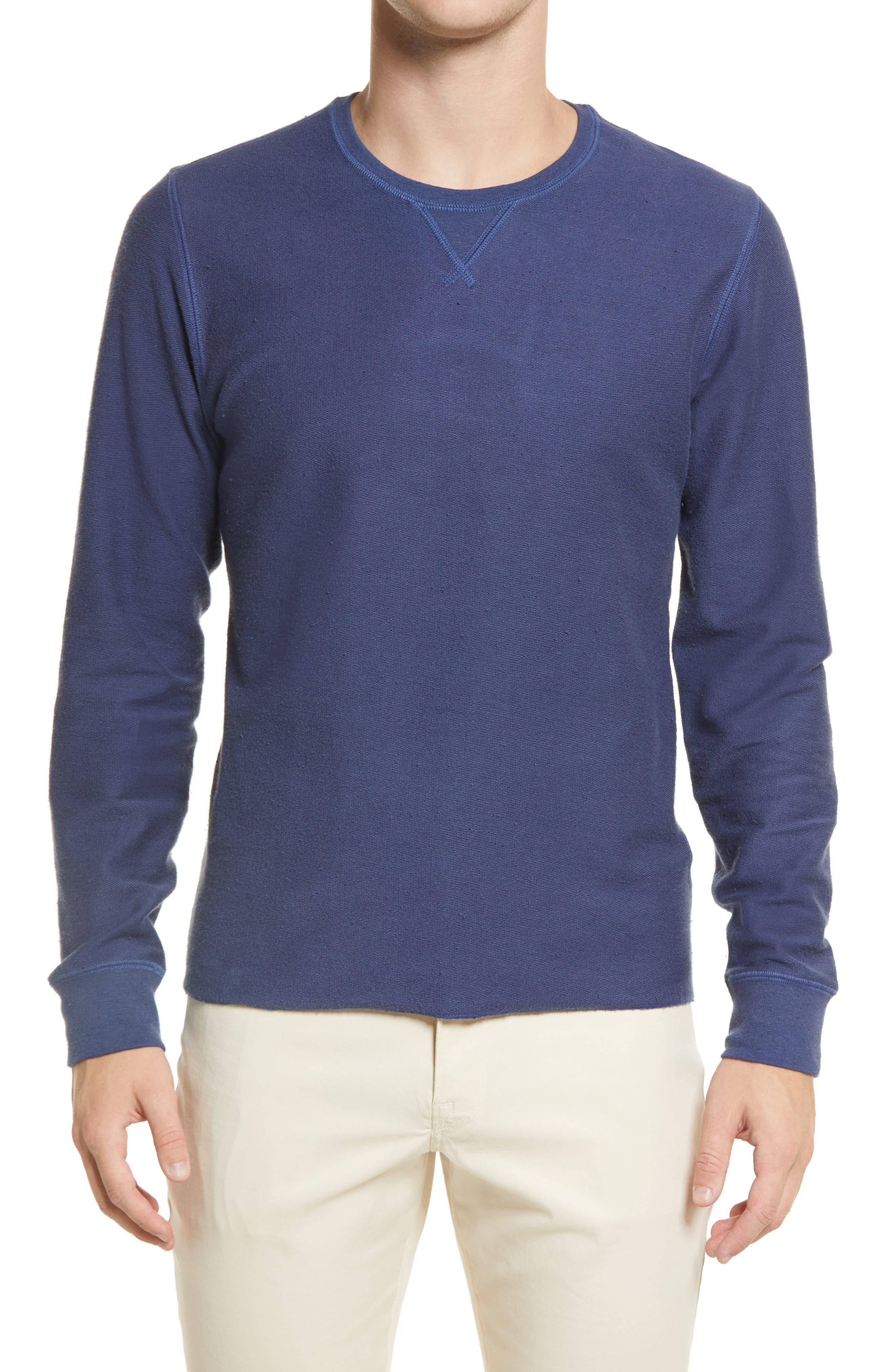 Cotton & Linen Sweatshirt