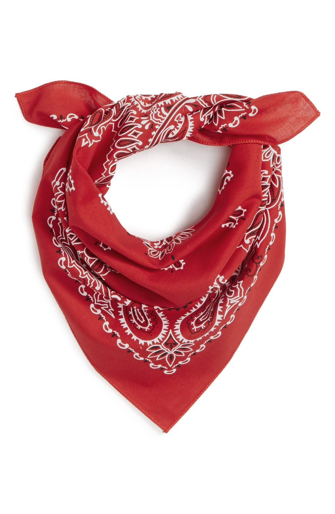 ,                             Cotton Bandana,                             Main thumbnail 10, color,                             600