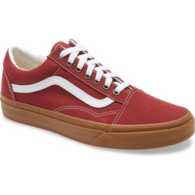 Vans Era Sneaker, Red