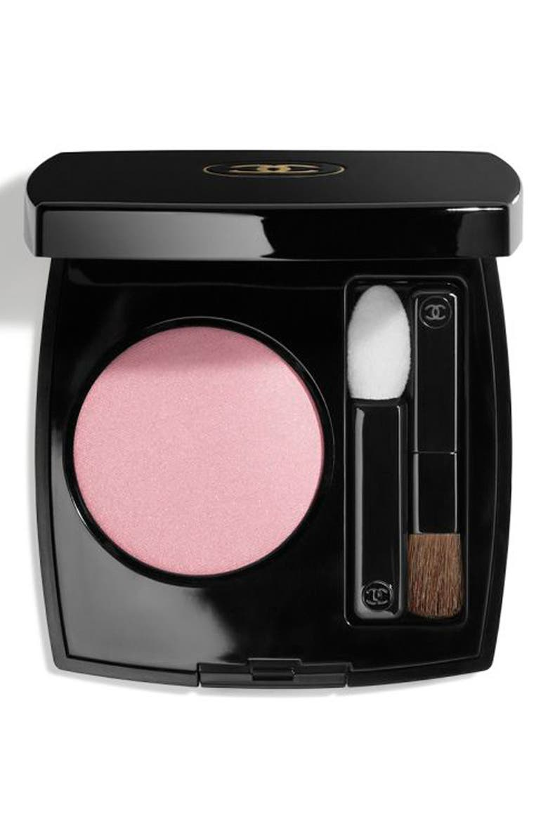 CHANEL OMBRE PREMIÈRE <br />Longwear Powder Eyeshadow, Main, color, 12 ROSE SYNTH