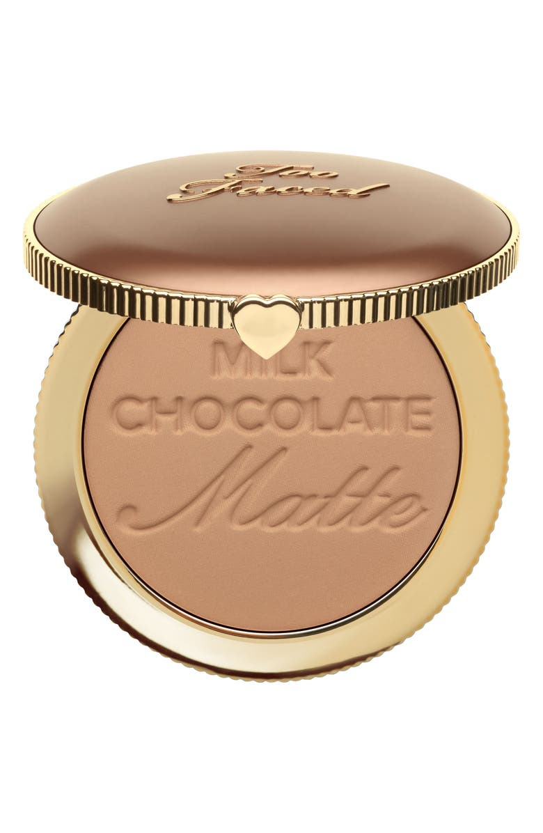 TOO FACED Chocolate Soleil Bronzer, Main, color, MILK CHOCOLATE SOLEIL
