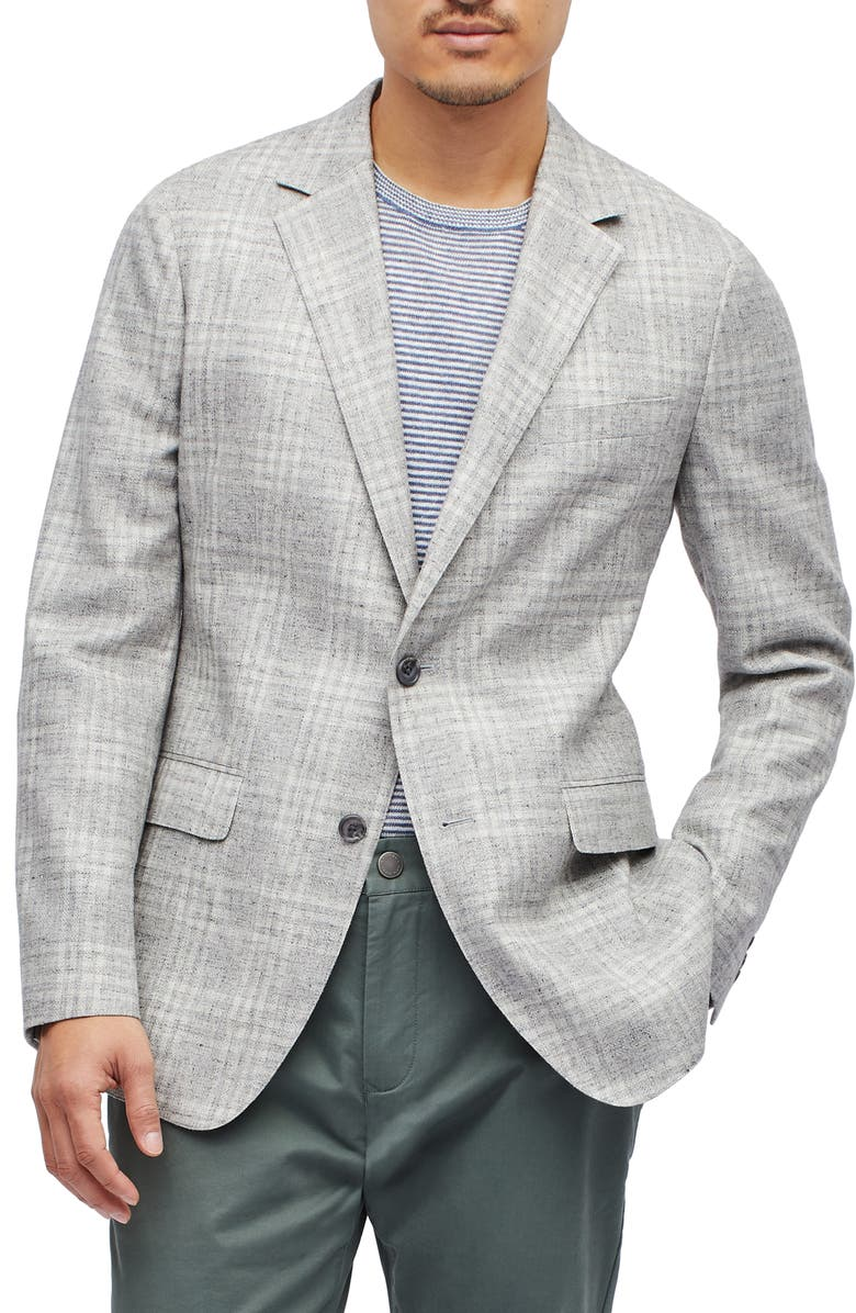 BONOBOS Slim Fit Unstructured Sport Coat, Main, color, 020