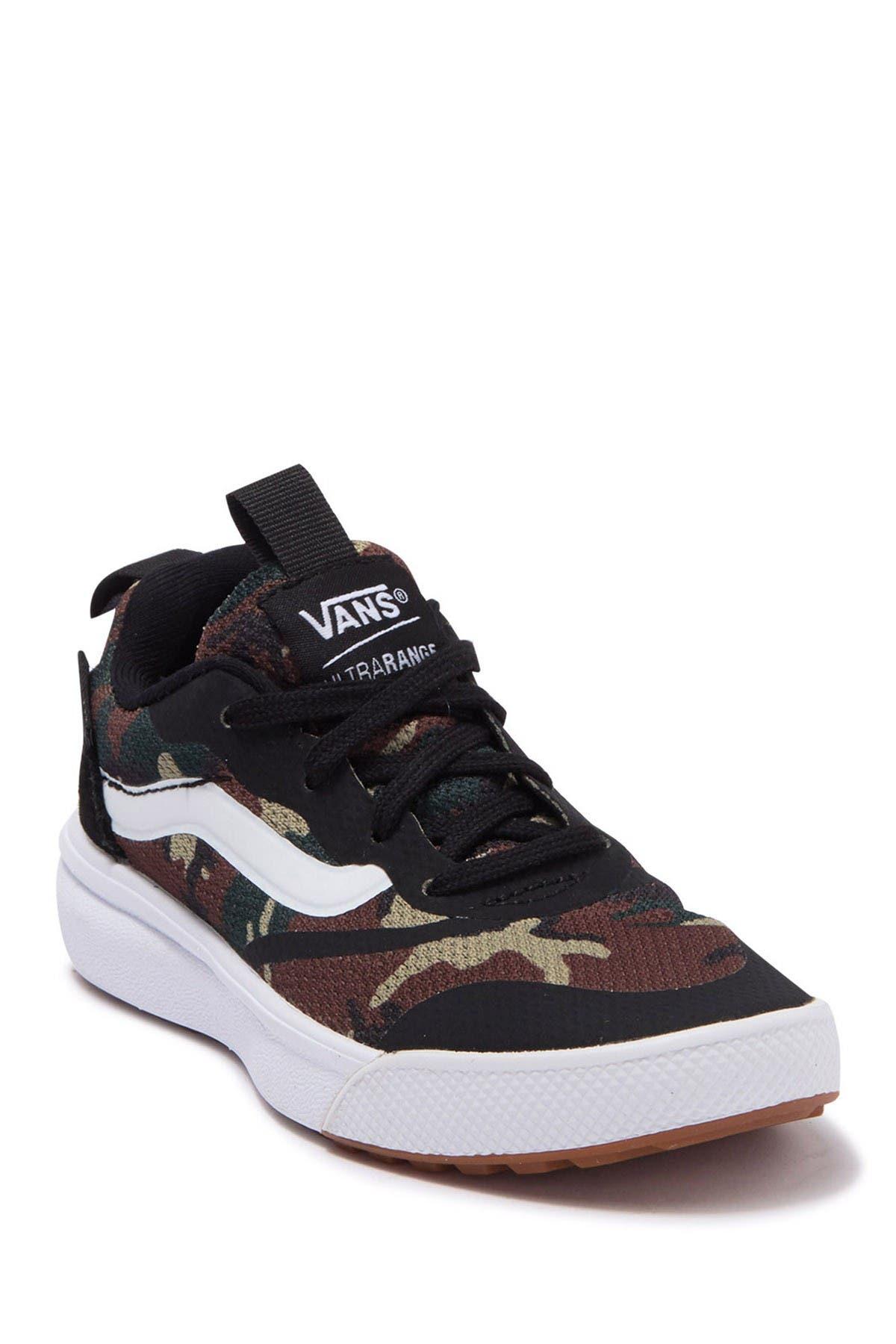UltraRange Rapidweld Camo Print Sneaker