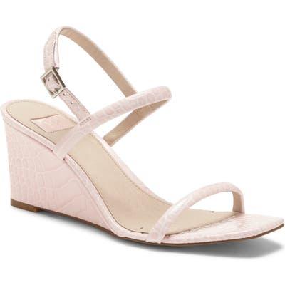 Louise Et Cie Quinley Wedge Sandal, Pink