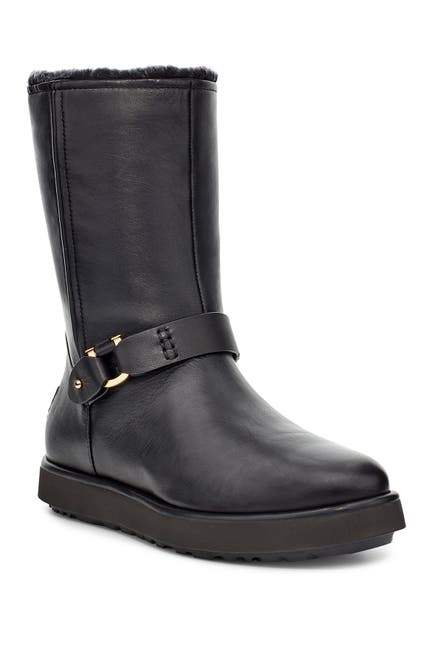 Image of UGG Classic Berge Genuine Shearling Lined Boot