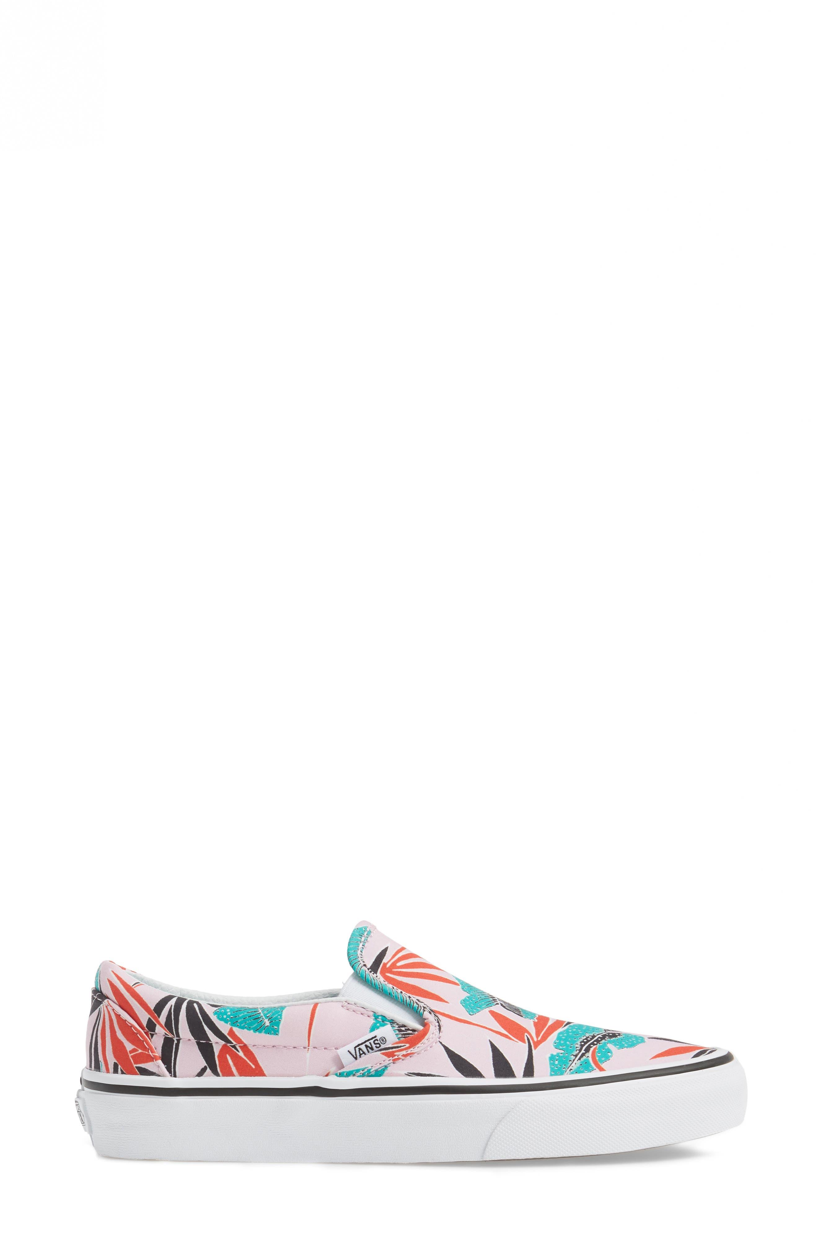 ,                             Classic Slip-On Sneaker,                             Alternate thumbnail 429, color,                             660
