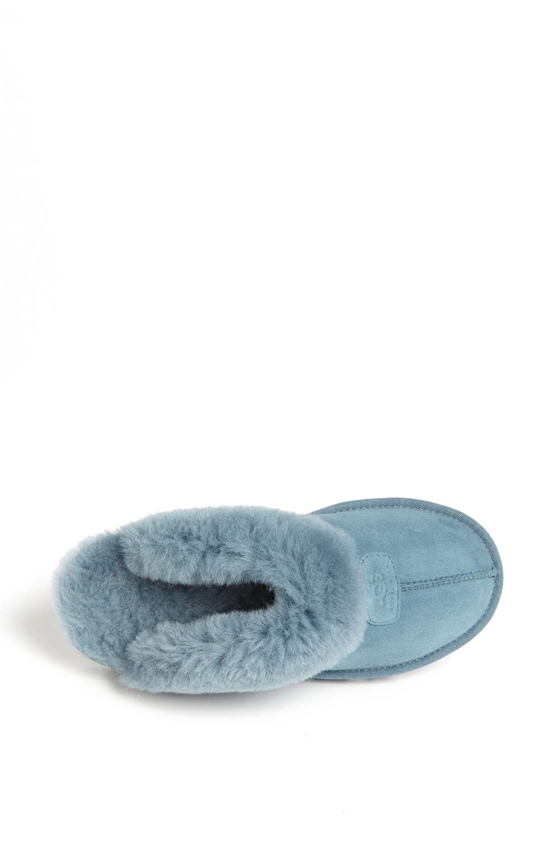 ,                             Genuine Shearling Slipper,                             Alternate thumbnail 129, color,                             473