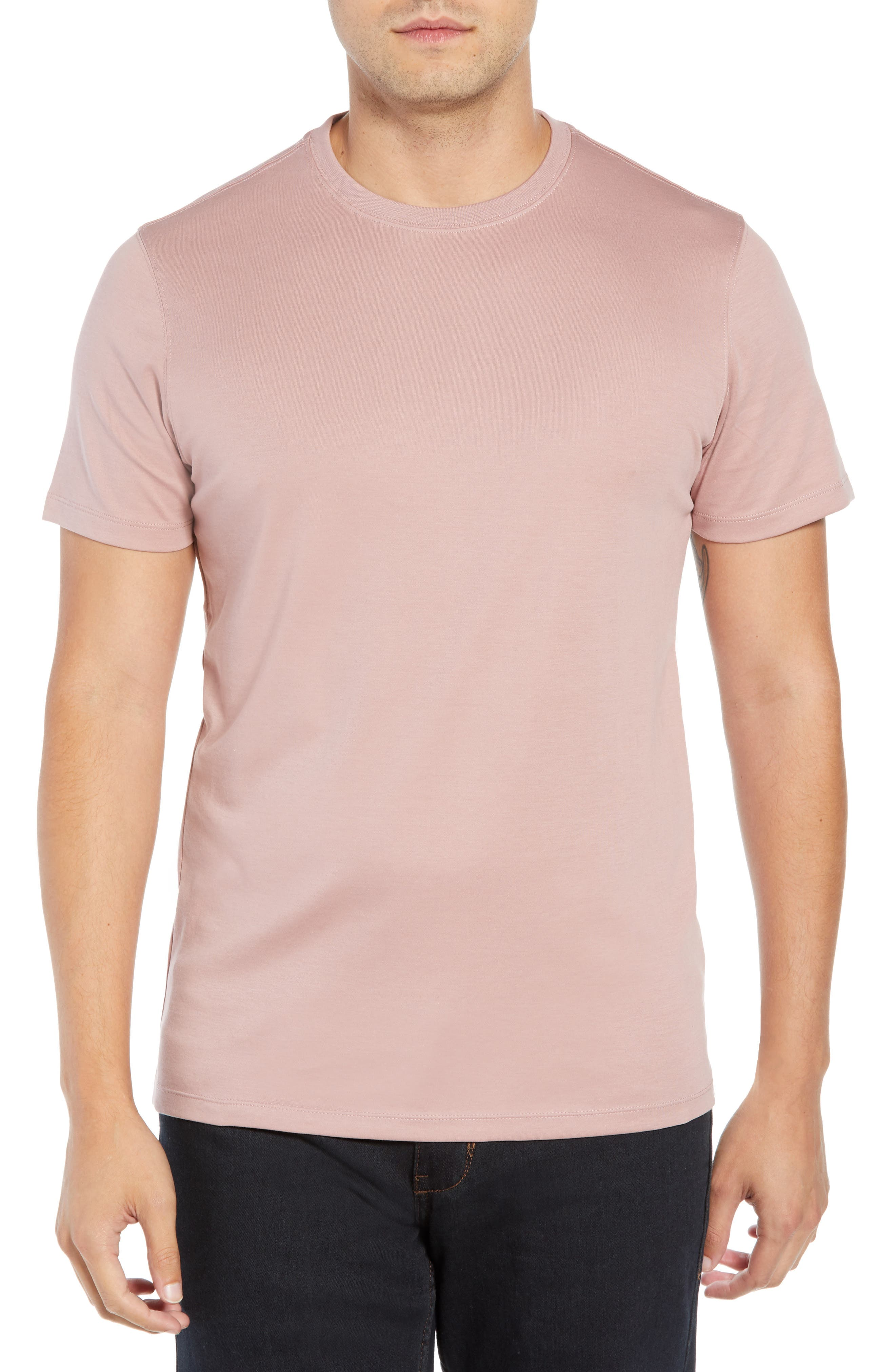 ,                             Georgia Crewneck T-Shirt,                             Main thumbnail 108, color,                             653