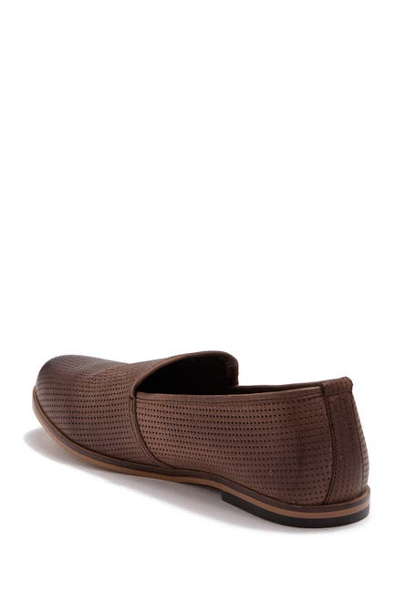 Image of Base London Capelli Leather Loafer