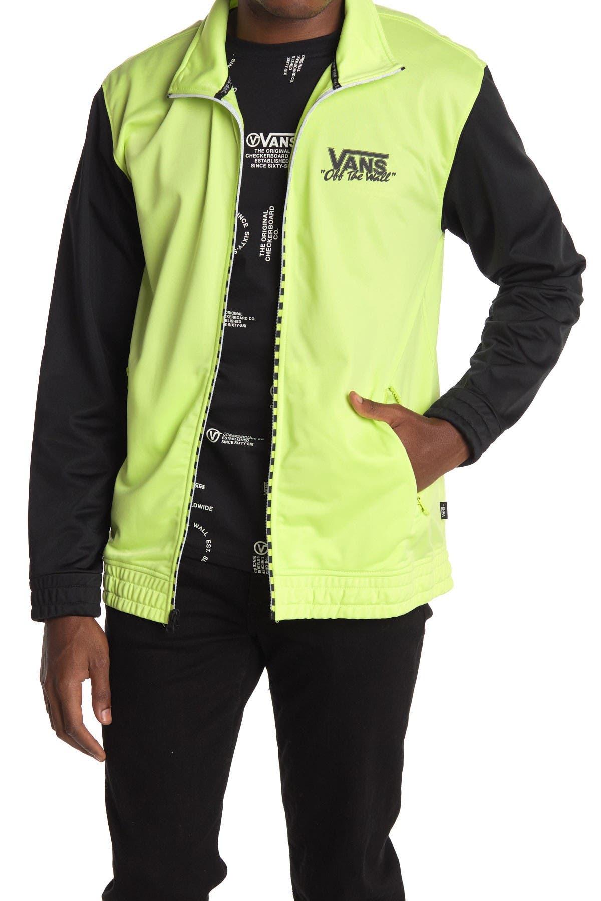 Image of VANS Winner's Circle Track Jacket
