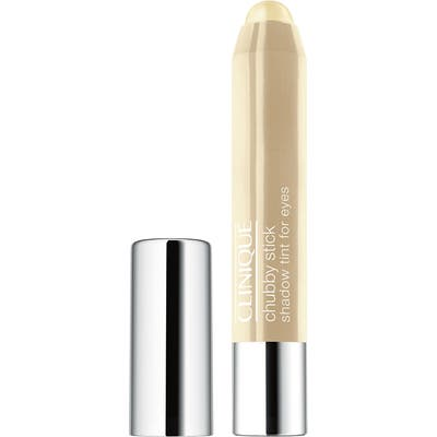 Clinique Chubby Stick Shadow Tint For Eyes - Grandest Gold