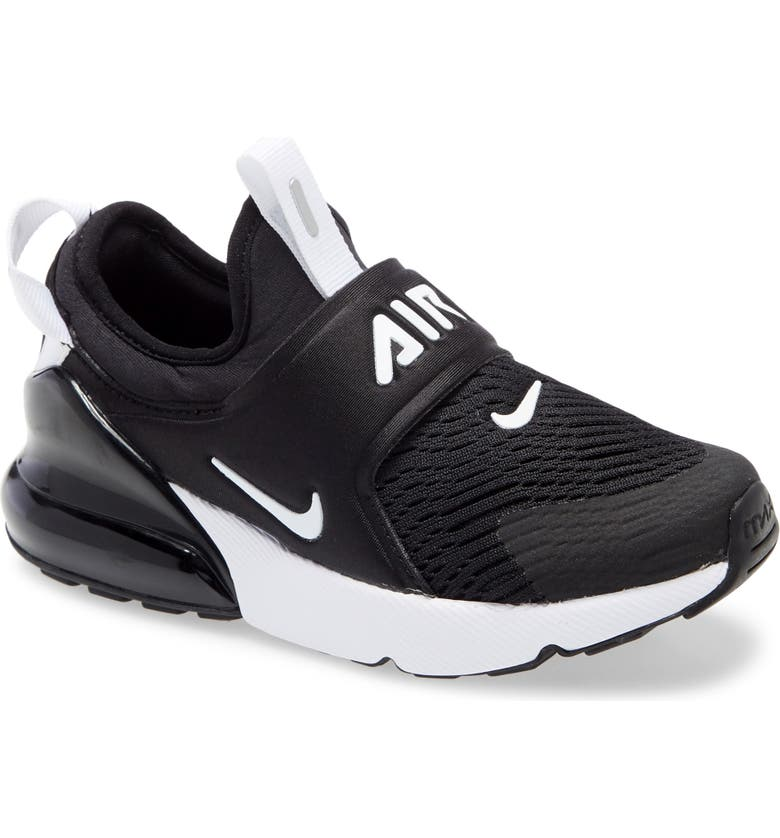 NIKE Air<sup>®</sup> Max Extreme Sneaker, Main, color, BLACK/ WHITE