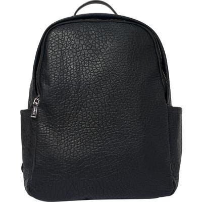 Urban Originals Goodbye Train Textured Vegan Leather Backpack -