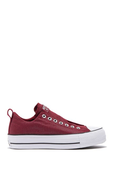 Image of Converse Chuck Taylor All Star Lift Slip-On Sneaker