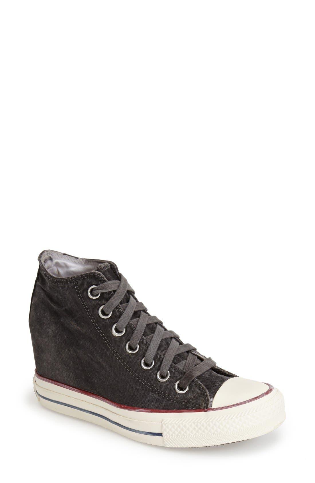 Lux' Hidden Wedge Sneaker (Women