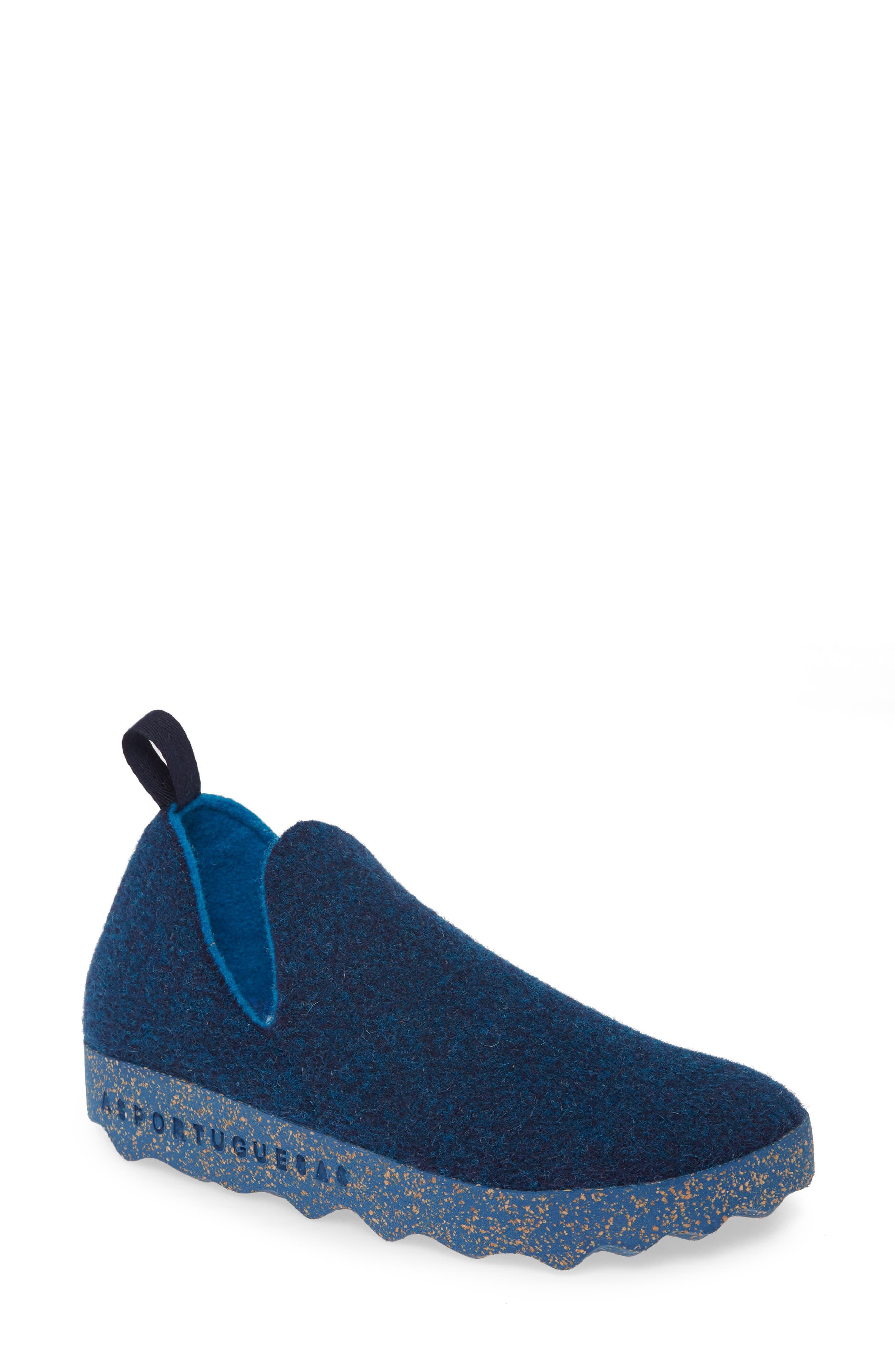 Asportuguesas By Fly London City Sneaker, Blue