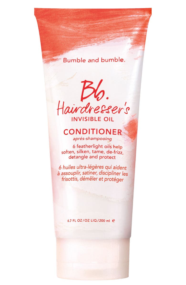 BUMBLE AND BUMBLE. Hairdresser's Invisible Oil Conditioner, Main, color, NO COLOR