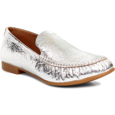 UGG Vivian Metallic Loafer, Metallic