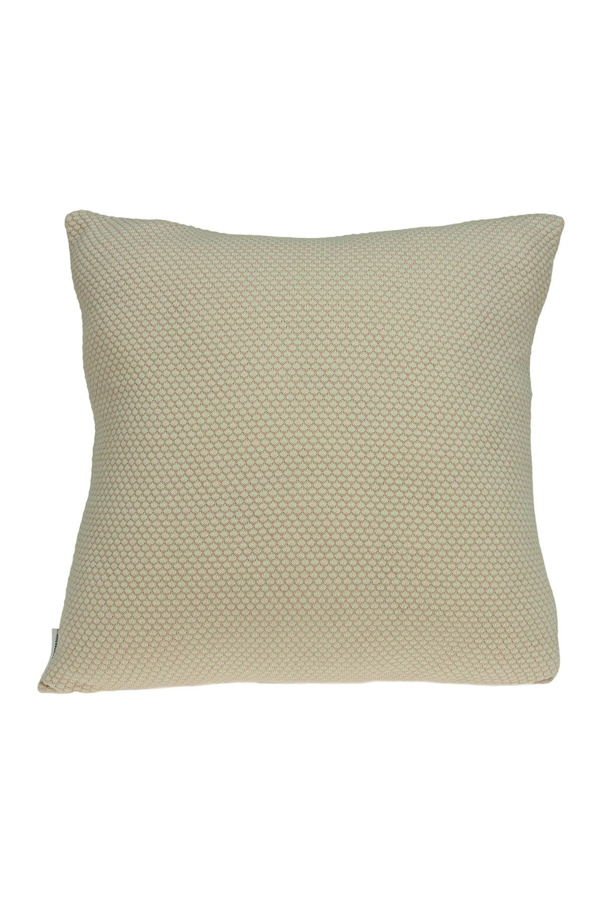 """Image of Parkland Collection Cassi Transitional Pillow - 20"""" x 20"""" - Tan"""