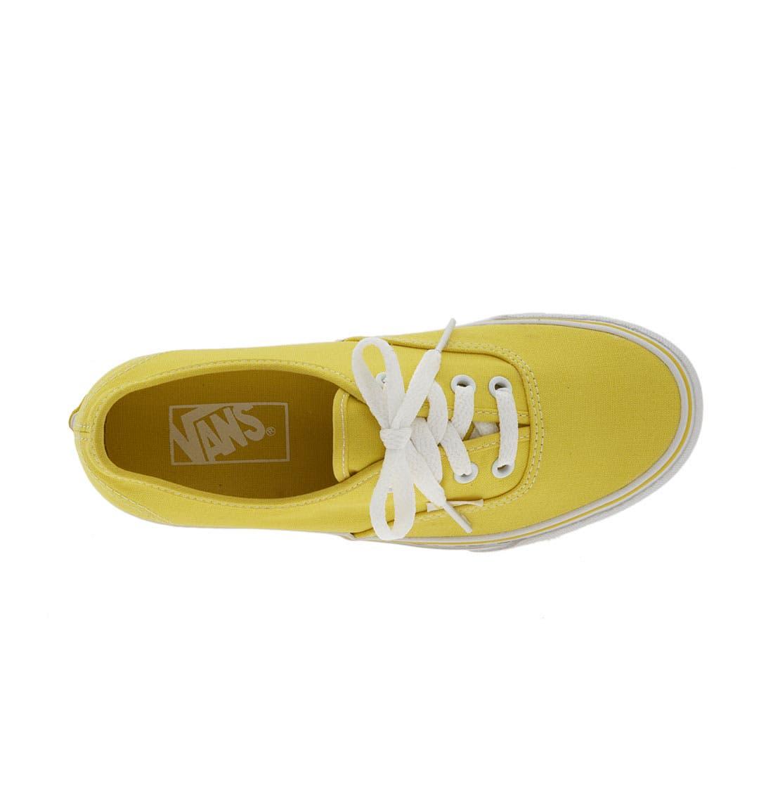 ,                             'Authentic' Sneaker,                             Alternate thumbnail 696, color,                             701