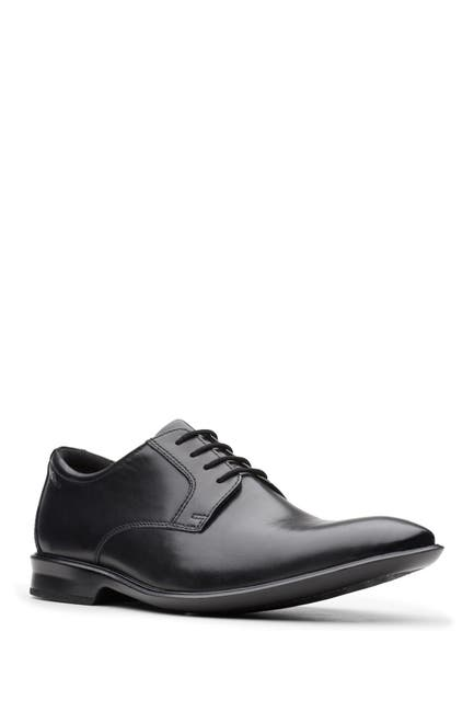 Image of Clarks Bensley Plain Toe Oxford