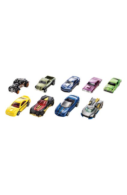 Image of Mattel Hot Wheels(R) 9-Piece Gift Pack - Style May Vary