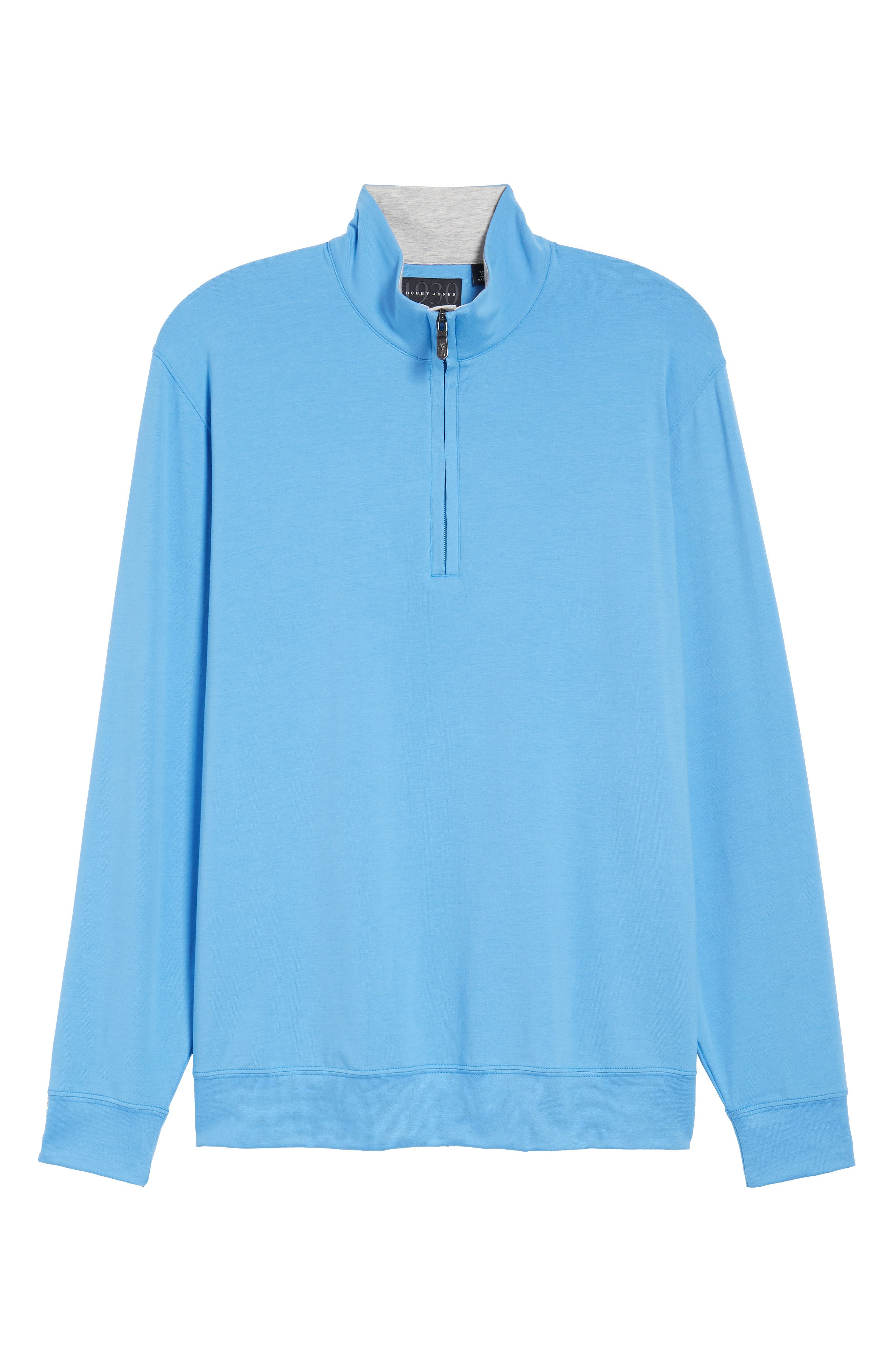 ,                             PTO Liquid Stretch Quarter Zip Pullover,                             Alternate thumbnail 18, color,                             434
