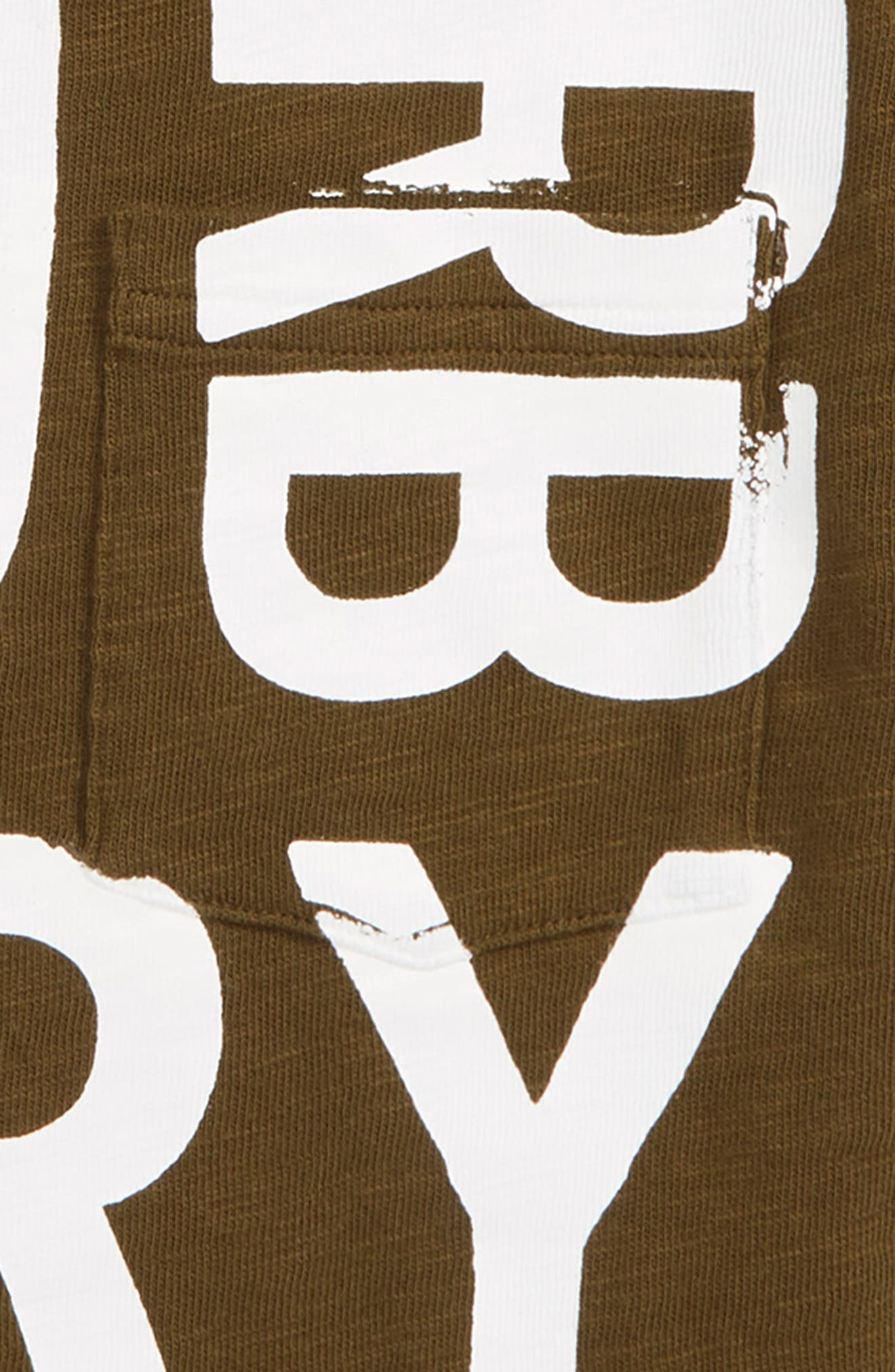 ,                             Furgus Log Graphic T-Shirt,                             Alternate thumbnail 6, color,                             250