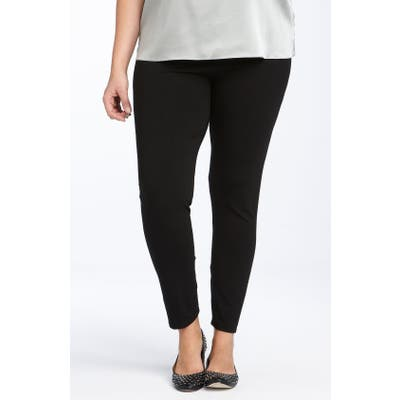 Plus Size Eileen Fisher Ankle Leggings