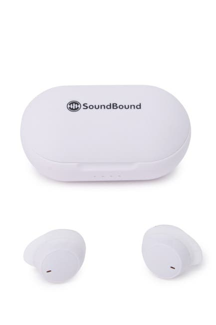 Image of LIFEWARE SoundBound True Wireless Stereo Rubberized Sport Sweat Resistant Earbuds