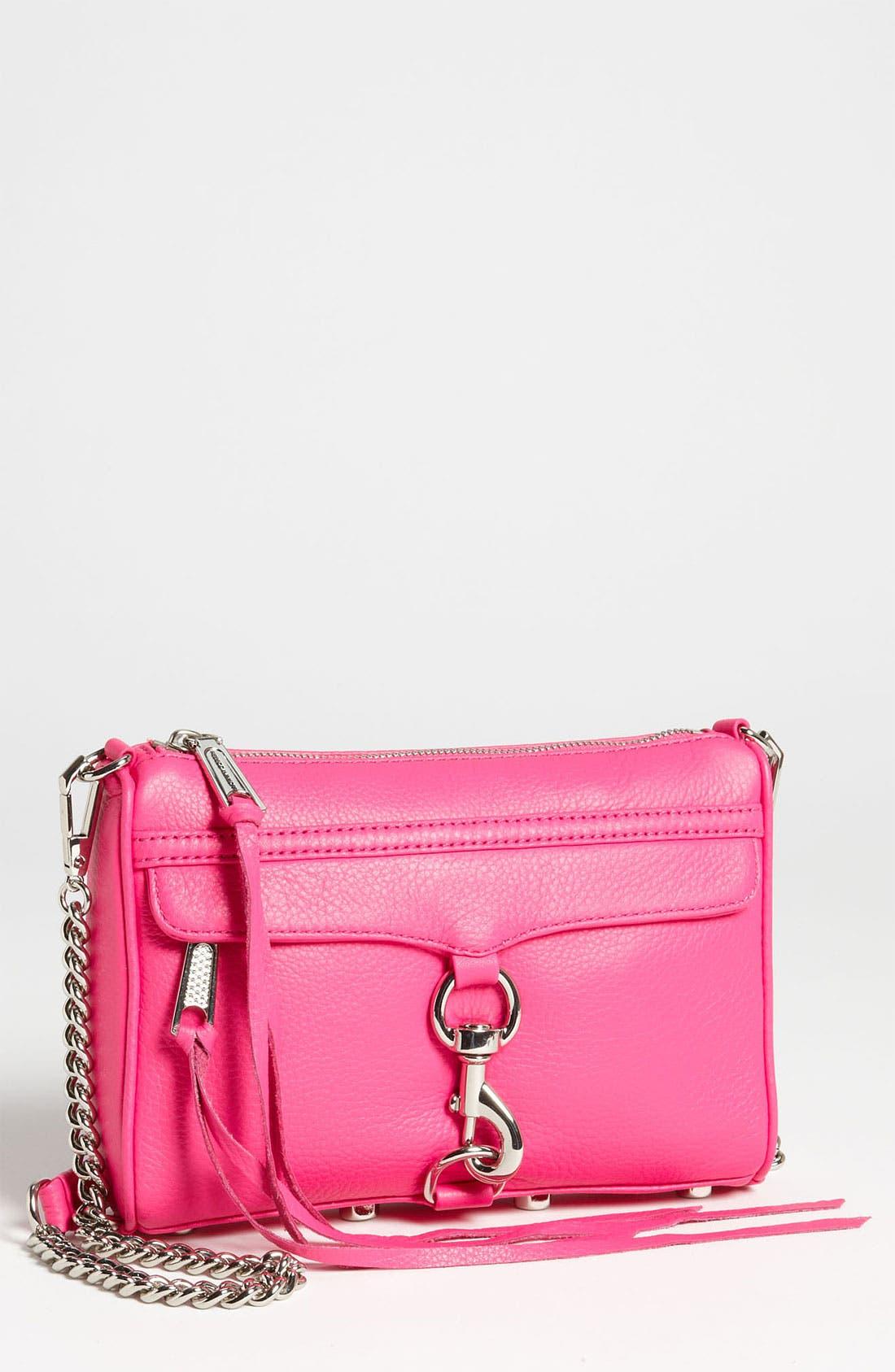 ,                             'Mini MAC' Shoulder Bag,                             Main thumbnail 3, color,                             675