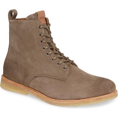 Blackstone Qm23 Plain Toe Boot, Grey