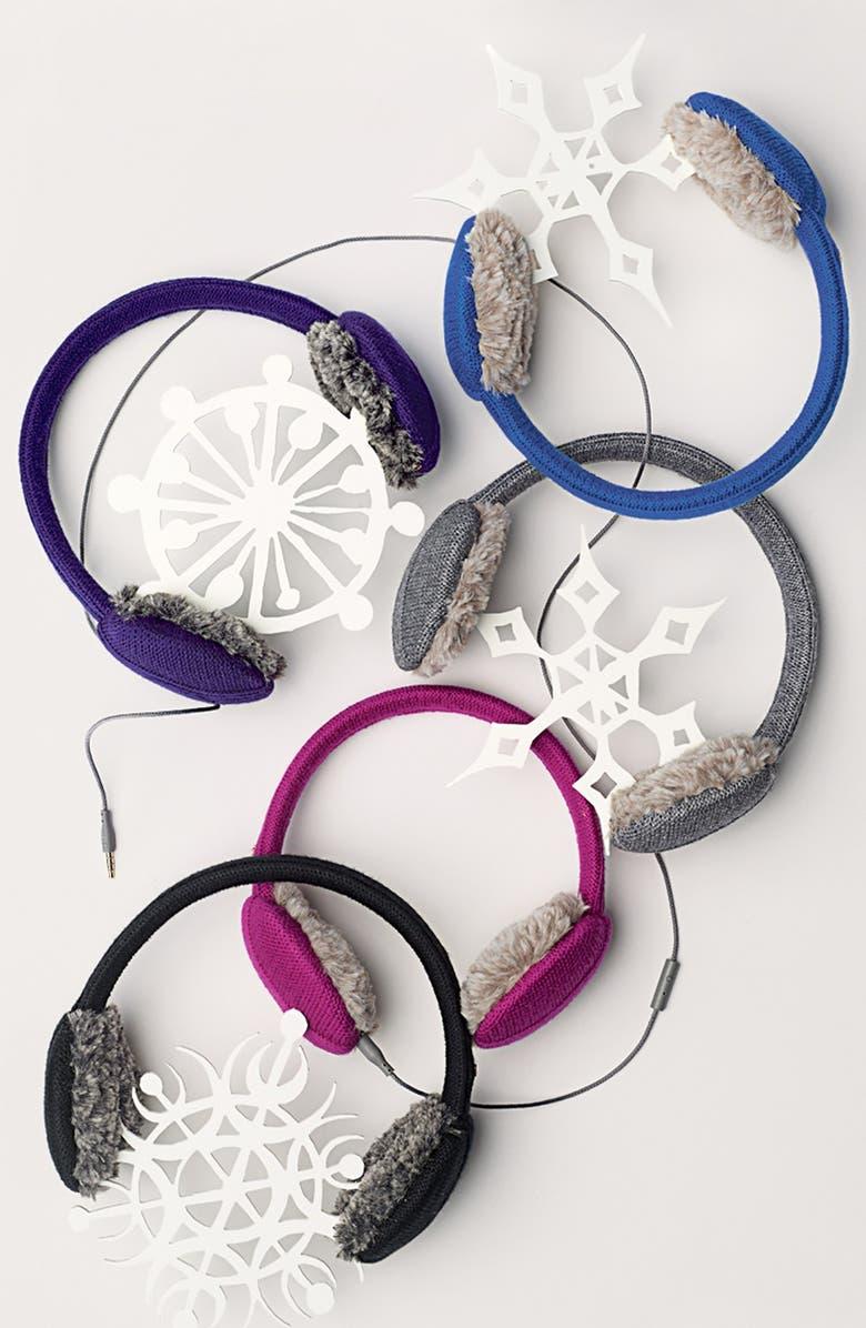 U|R Tech Earmuffs, Main, color, 002