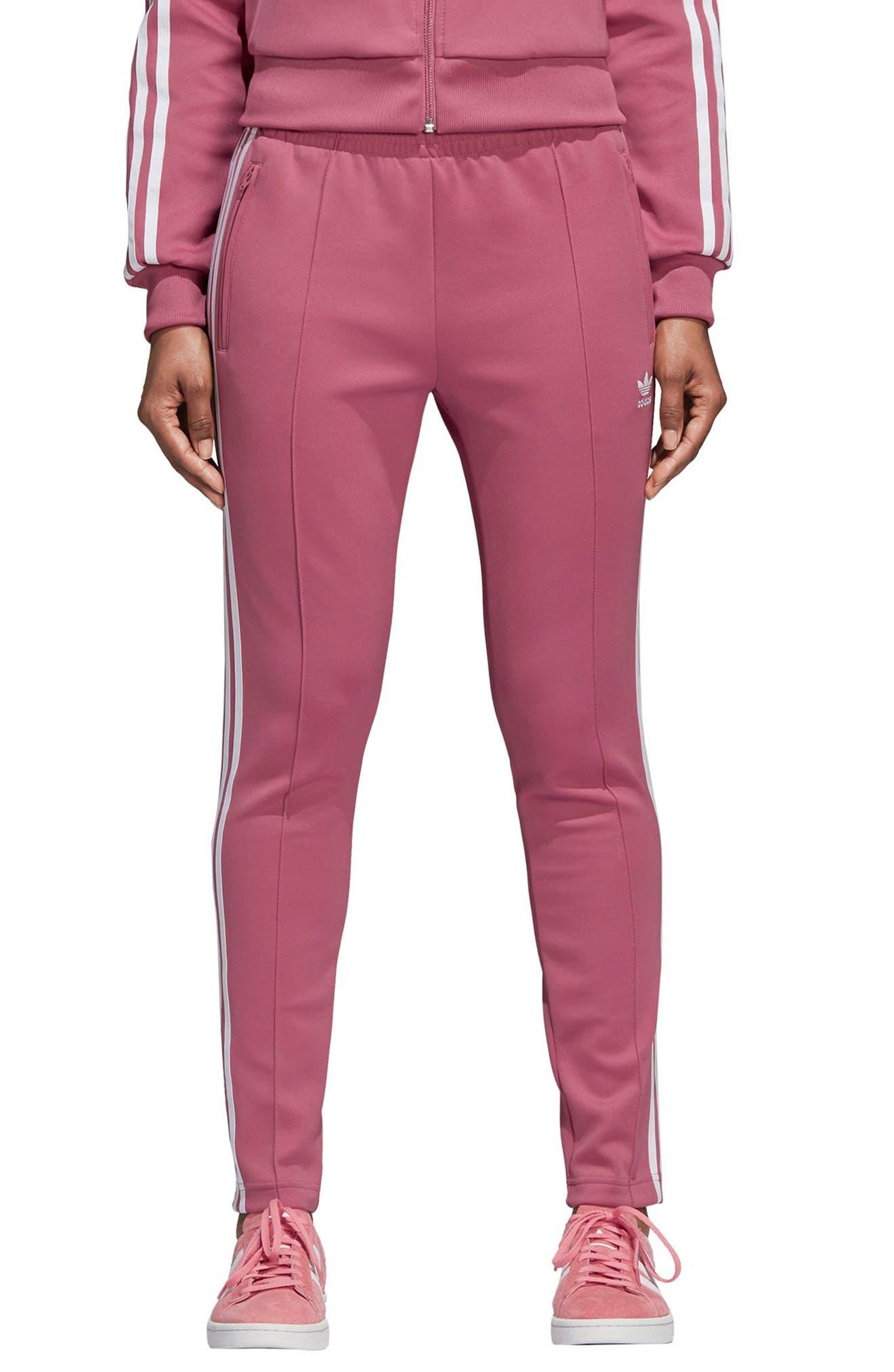,                             adidas SST Track Pants,                             Main thumbnail 77, color,                             610