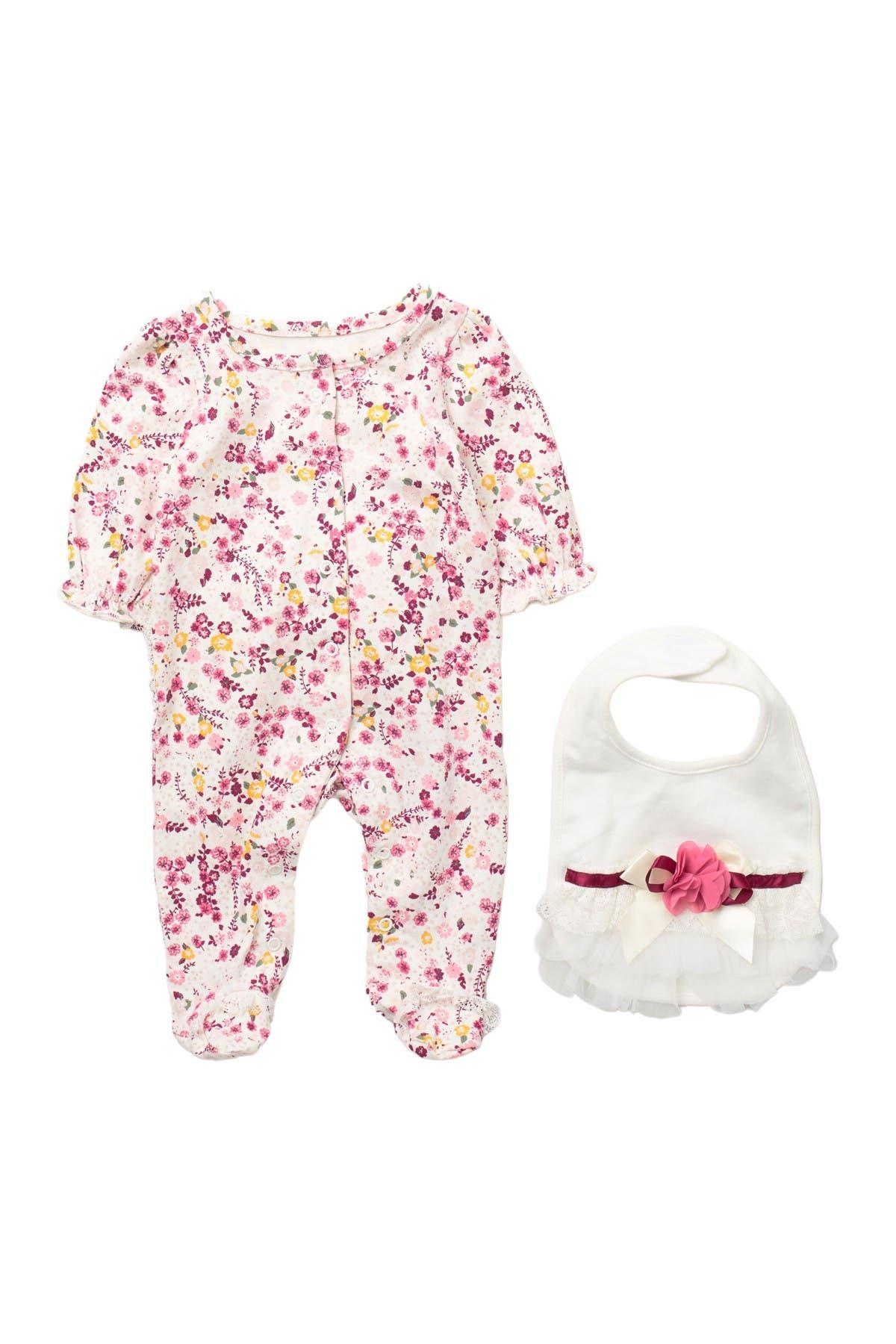 Image of Baby Starters Bodysuit and Bib 2-Piece Set