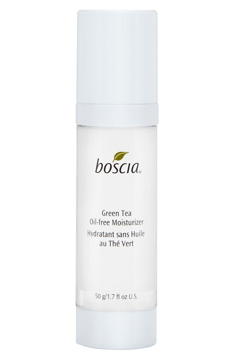 BOSCIA Green Tea Oil-Free Moisturizer, Main, color, 000