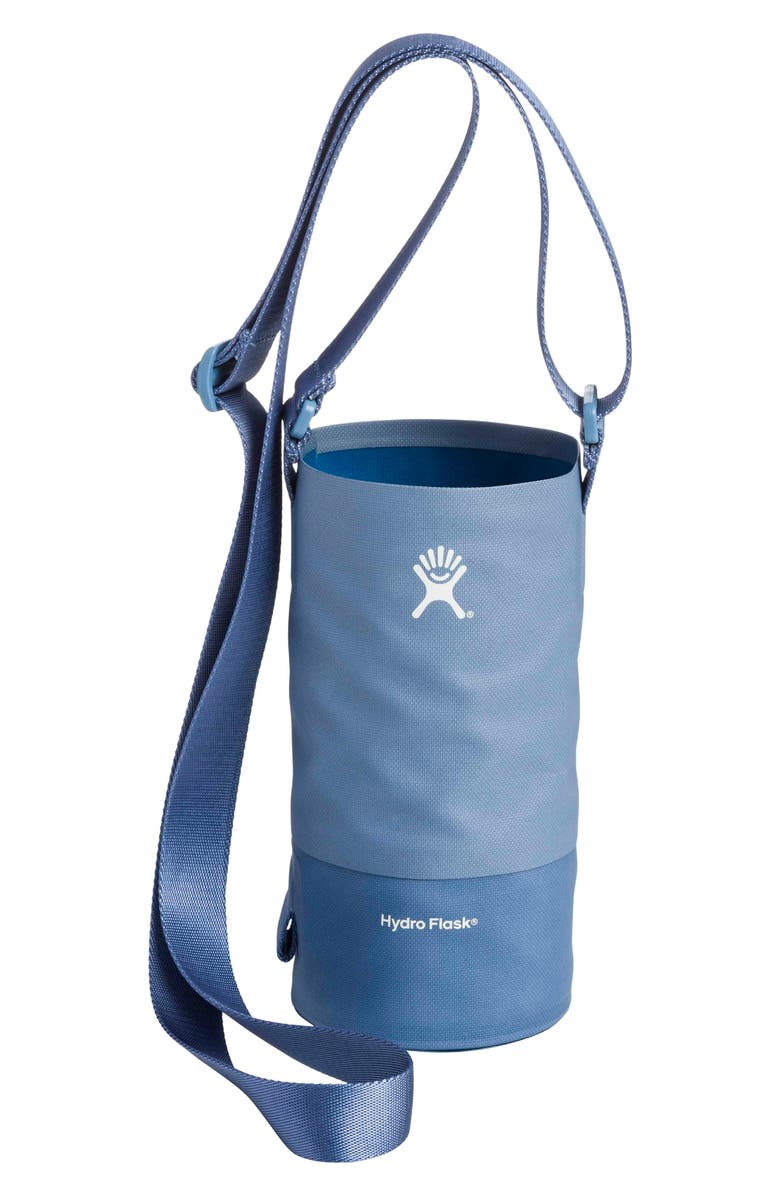 HYDRO FLASK Large Tag Along<sup>™</sup> Bottle Sling, Main, color, STORM