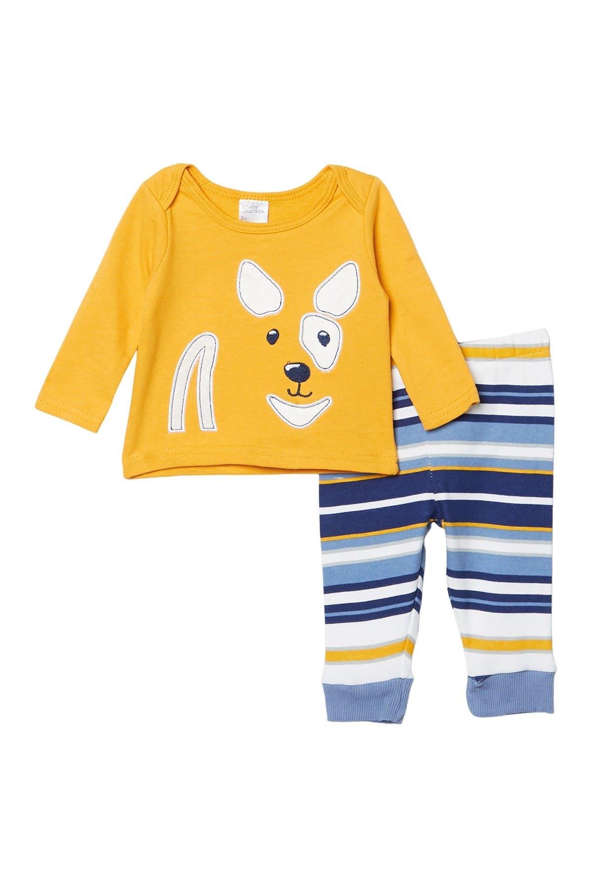 Image of Baby Starters Puppy Top & Leggings Set