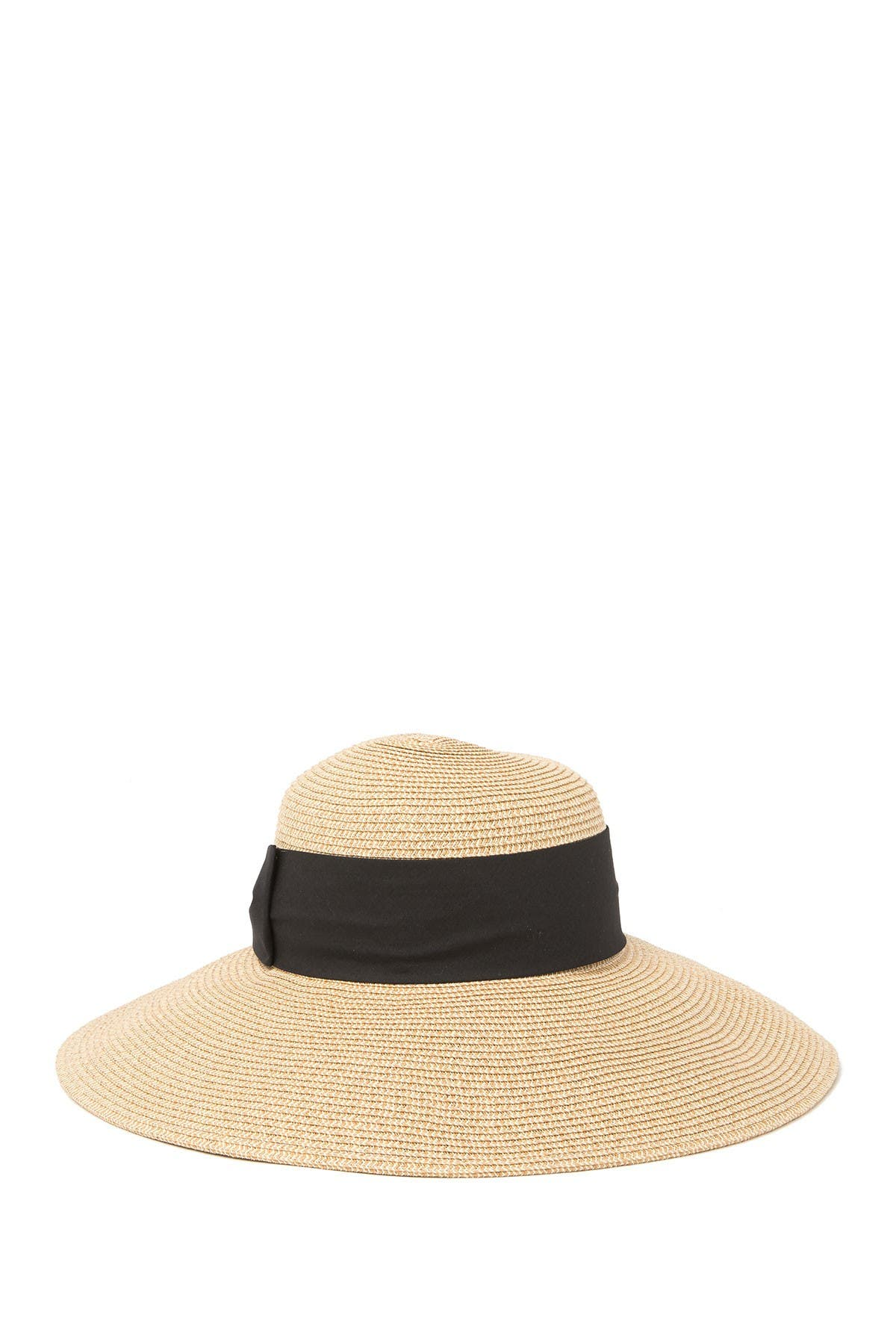 Image of Nordstrom Rack Floppy Bow Sun Hat