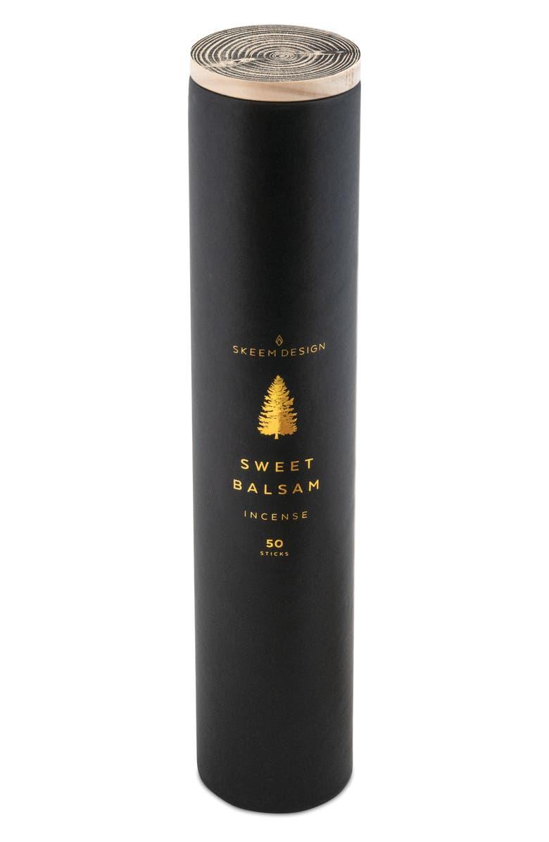 SKEEM DESIGN Sweet Balsam Incense, Main, color, SWEET BALSAM