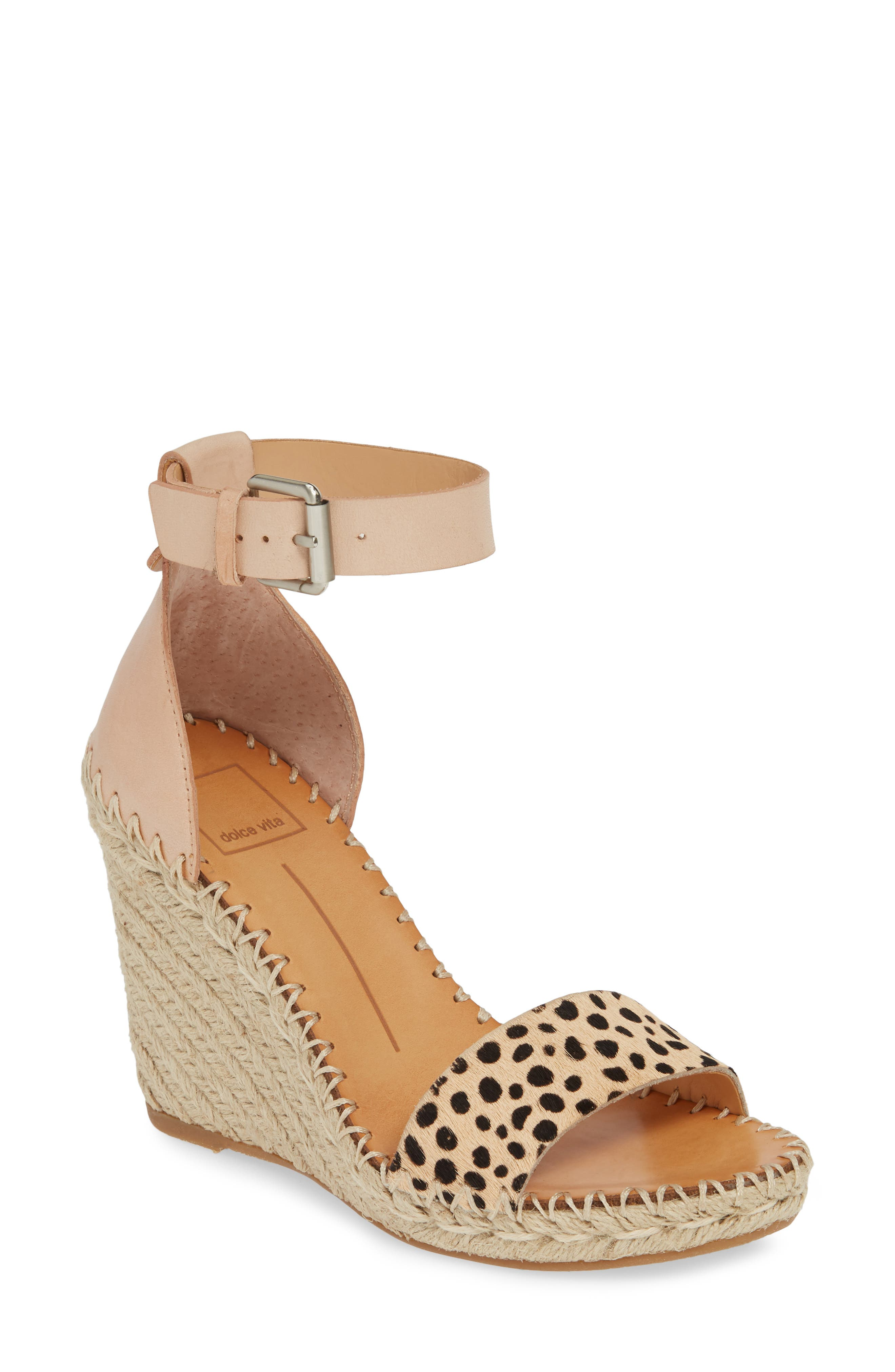 ,                             Noor Espadrille Wedge Sandal,                             Main thumbnail 13, color,                             241