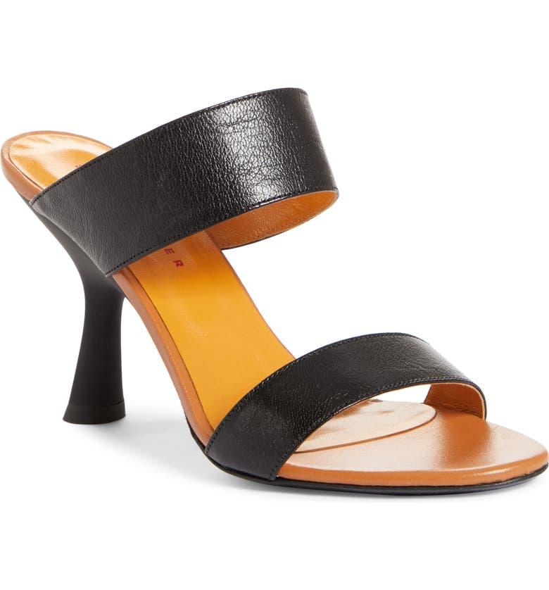 Simon Miller Slant Heel Slide Sandal Women