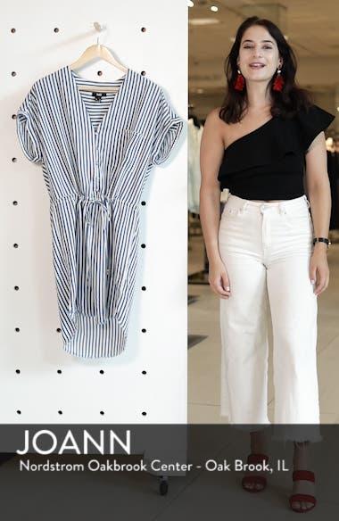 Haidee Stripe Shift Dress, sales video thumbnail