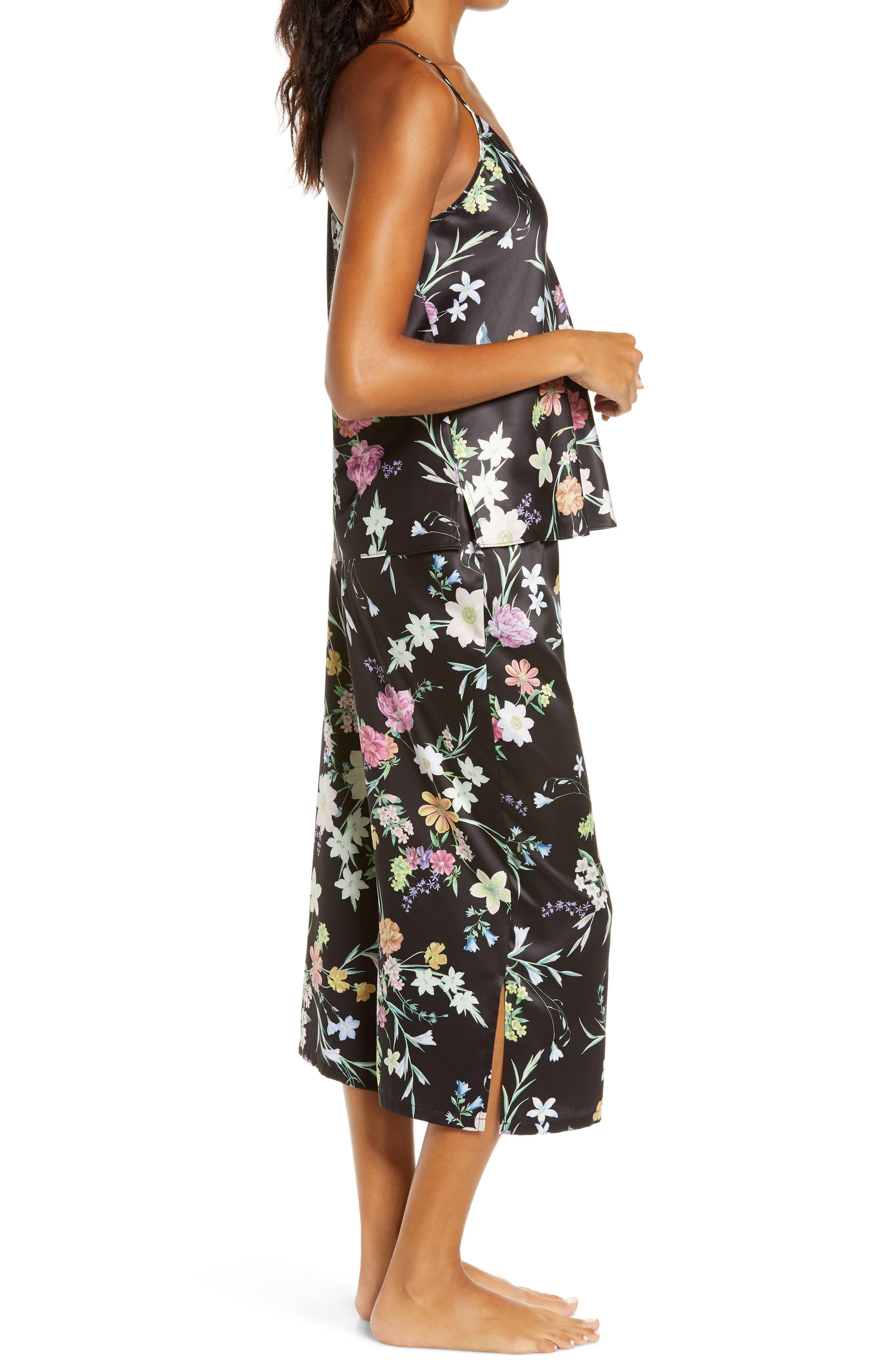 Flora Nikrooz Sleepwear Gabrielle Printed PJ 2-Piece Set
