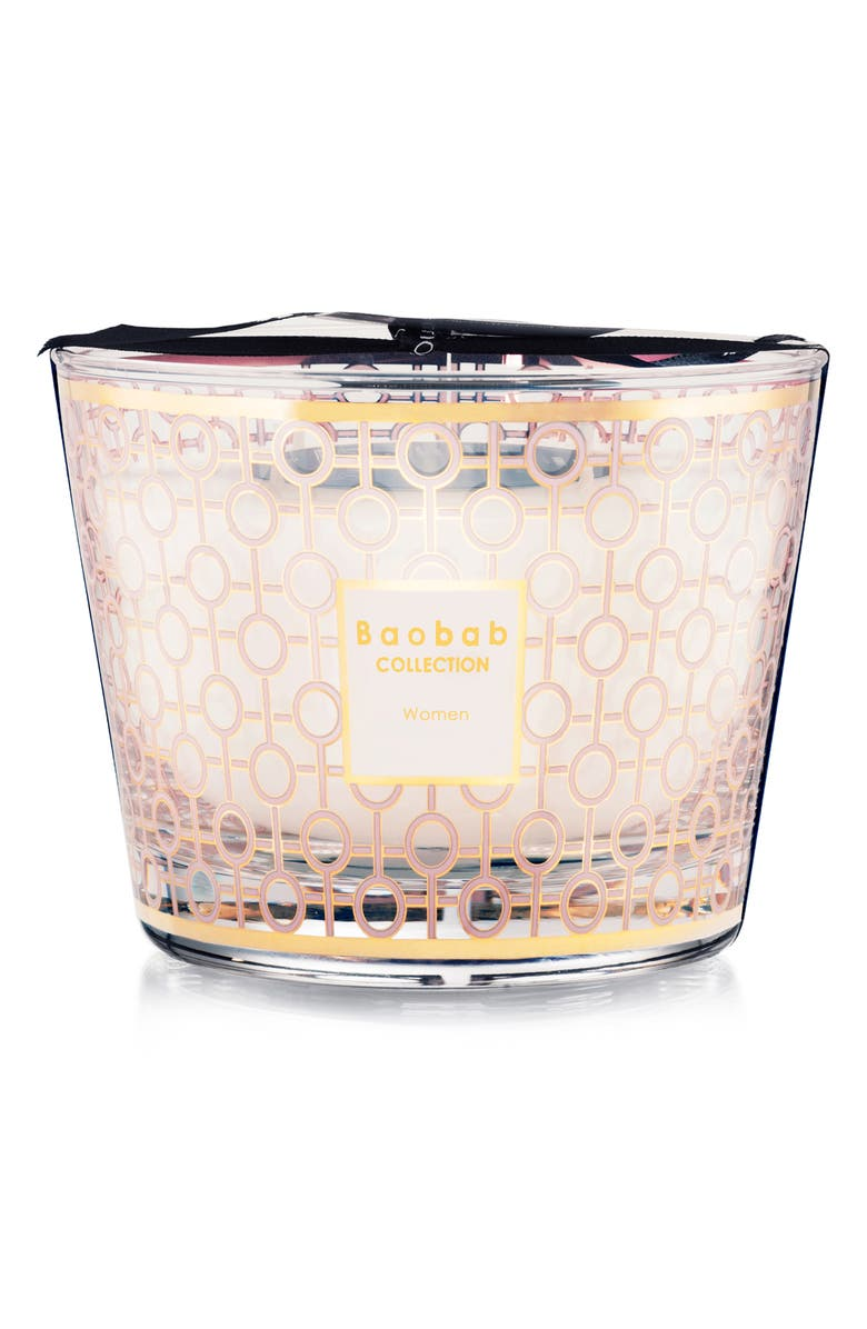 BAOBAB COLLECTION Women Candle, Main, color, PINK- SMALL