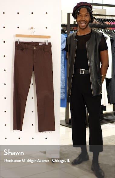 Sheila High Waist Crop Kick Flare Jeans, sales video thumbnail