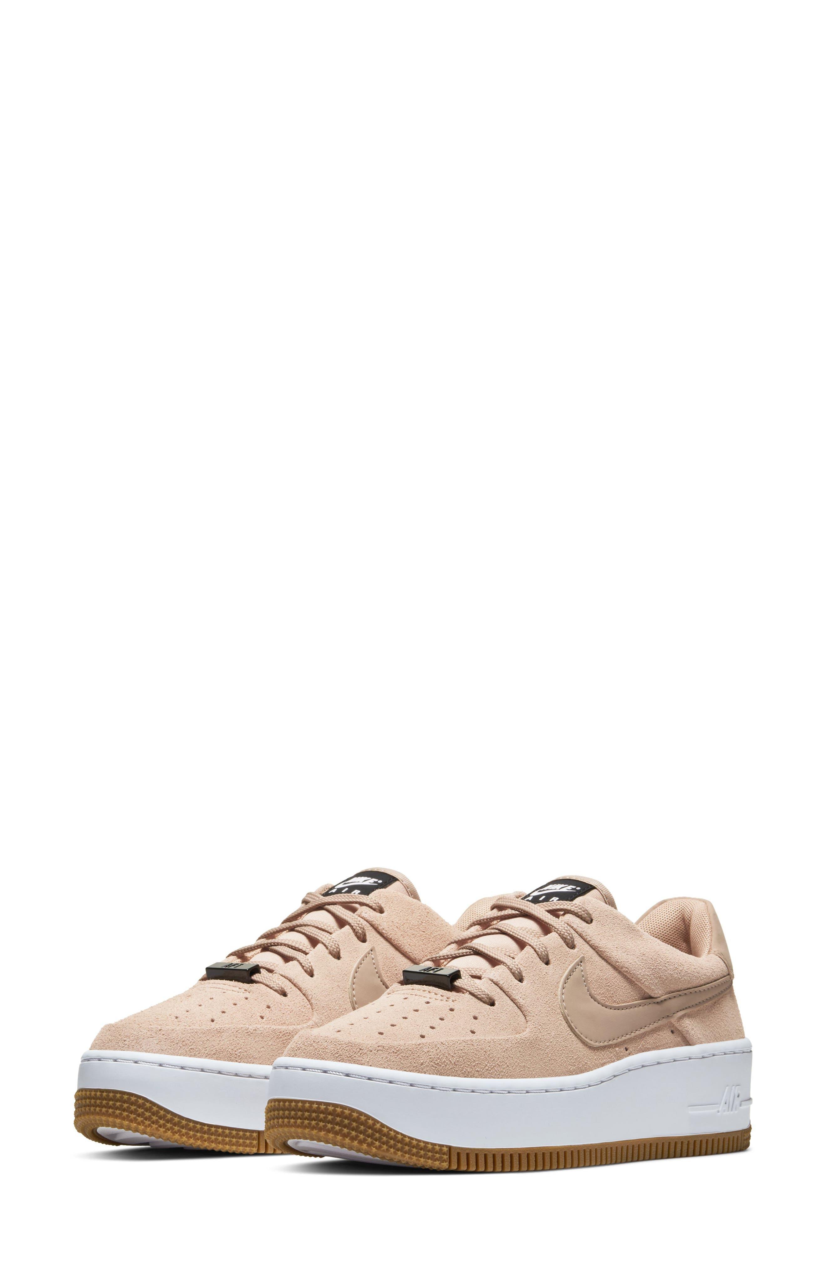 Nike | Air Force 1 Sage Low Top White