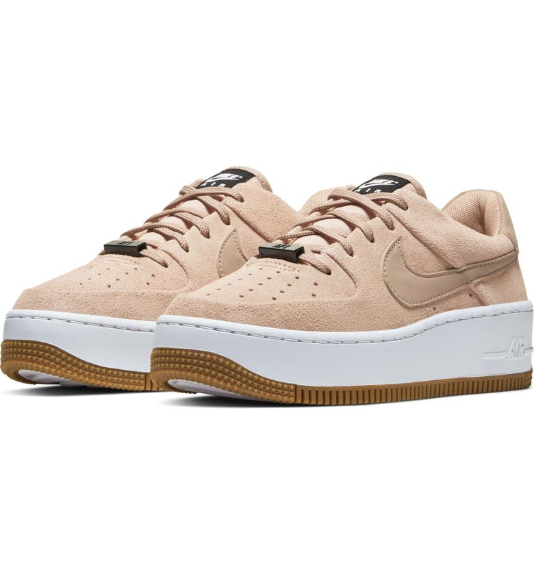 Air Force 1 Sage Low Platform Sneaker