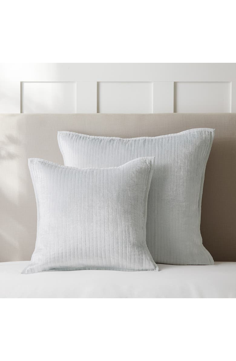 THE WHITE COMPANY Vienne Cushion Cover, Main, color, PALE BLUE
